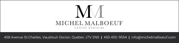Centre Dentaire Michel Malboeuf